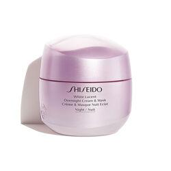 Overnight Cream & Mask - Shiseido, Cremas de día y noche