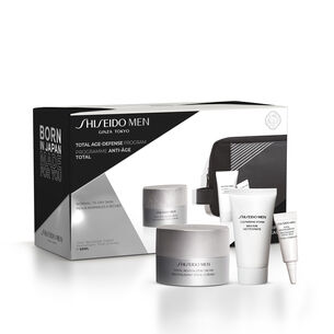 Shiseido Men Total Revitalizer Pouch Set,