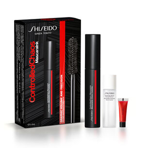 Set Máscara ControlledChaos - Shiseido Makeup, Maquillaje