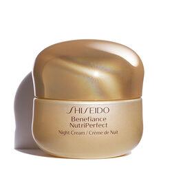 NutriPerfect Night Cream - Shiseido, Cremas de día y noche