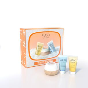 Giga-Hydrating Rich Cream Kit - SHISEIDO, TRATAMIENTO