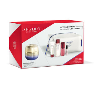 Programa Lifting & Firming - Uplifting And Firming Cream - SHISEIDO, Nuevo