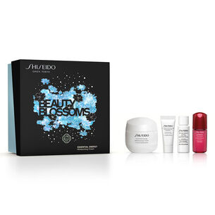 Essential Energy Moisturizing Cream Holiday Kit - SHISEIDO, Colección Holiday