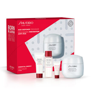 Programa Defensa Anti-Edad - SHISEIDO, Sets
