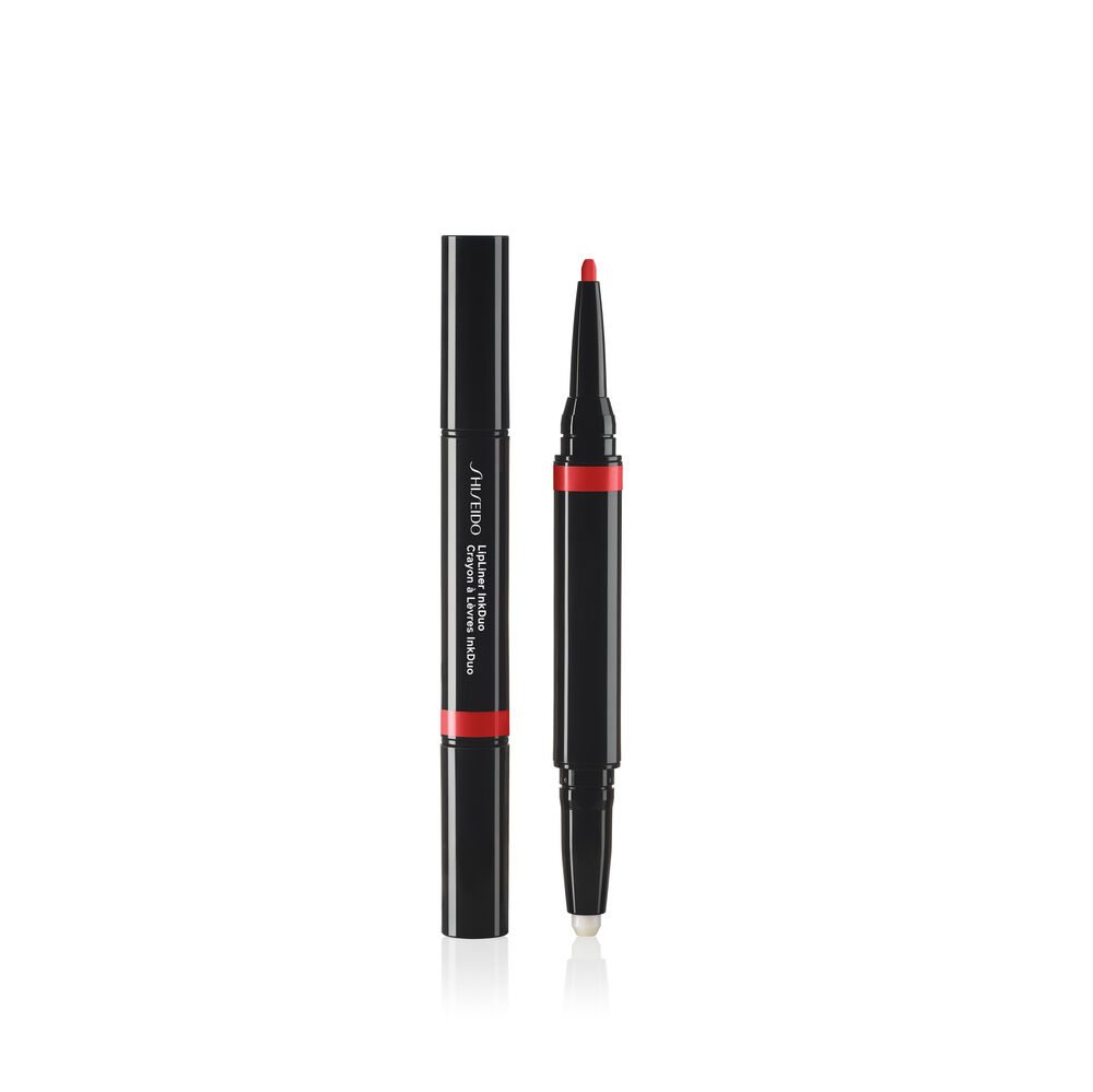 LipLiner Ink Duo - Prime + Line, 07 POPPY