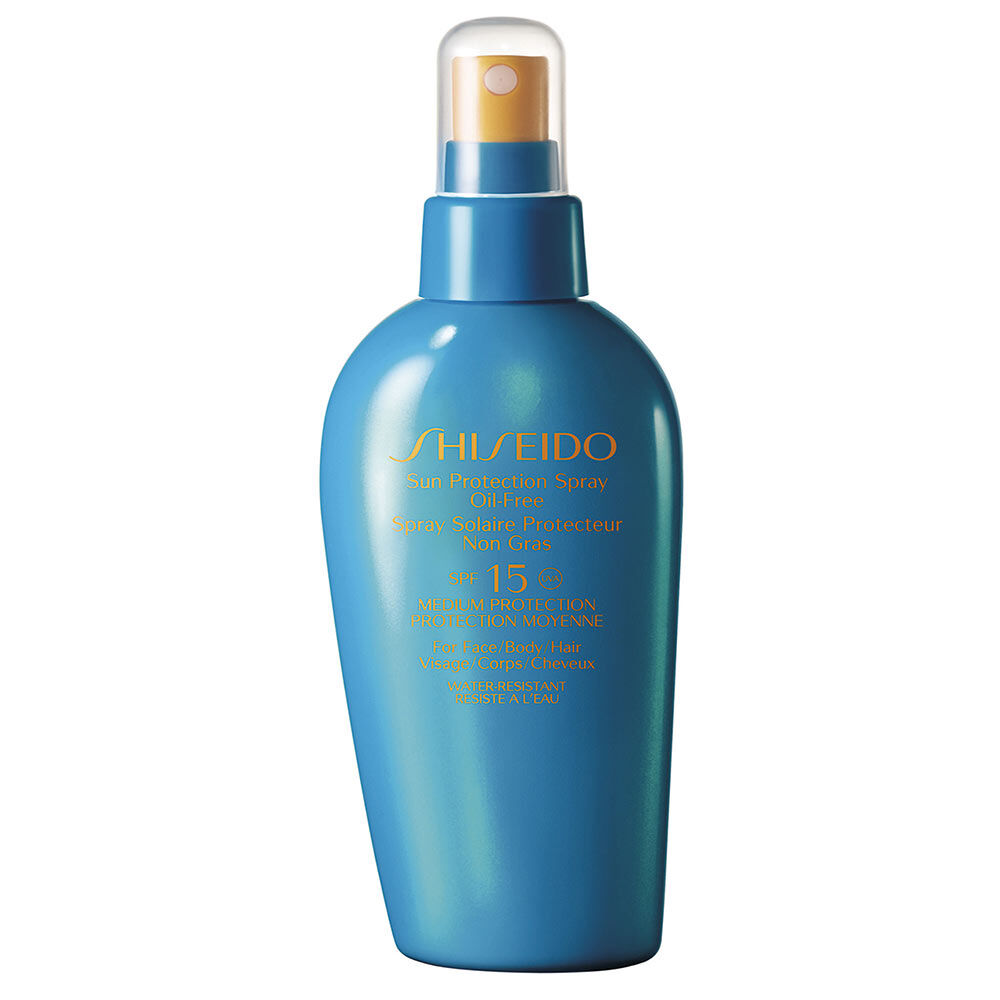 Sun Protection Spray Oil-Free SPF15,