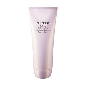 Refining Body Exfoliator - Shiseido, Cuerpo