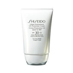 Urban Environment UV Protection Cream SPF30 - Shiseido, Protectores urbanos